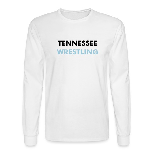 long sleeve tennessee wrestling tee - Men's Long Sleeve T-Shirt