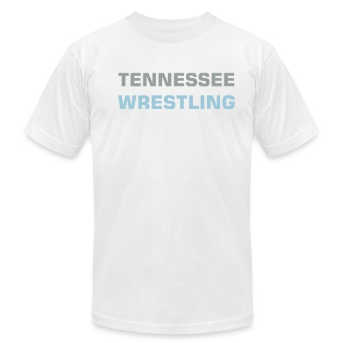 Short Sleeve Tennessee Wrestling Tee - Men's  Jersey T-Shirt