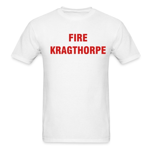 Fire KragThorpe - Men's T-Shirt