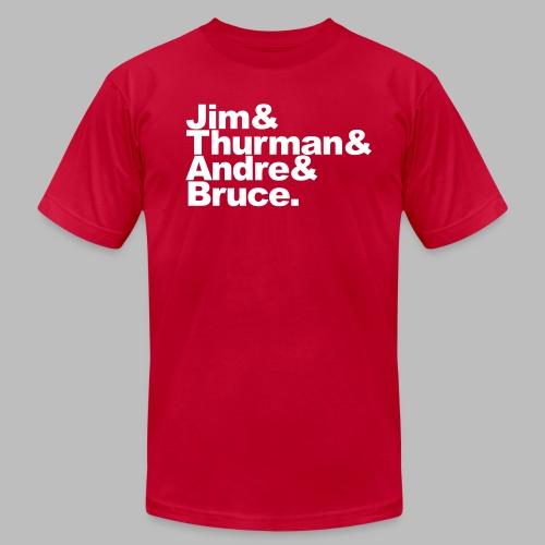 Fab Four -  - Men's Fine Jersey T-Shirt