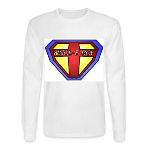 WHOL-E BOY - Men's Long Sleeve T-Shirt