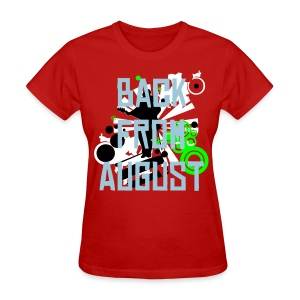 girl shirt - Women's T-Shirt