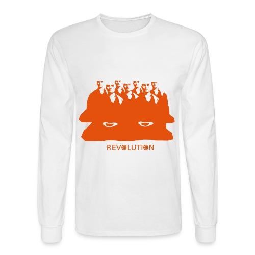 Buddhist Revolution Burma - Men's Long Sleeve T-Shirt