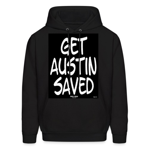 WW Get Austin Saved - Men's Hoodie