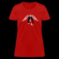 Women's T-Shirts ~ Women's T-Shirt ~ [drinkingangel]