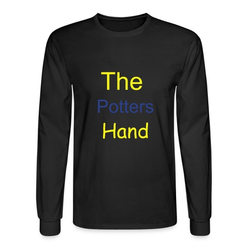 The Potters Hand Long Sleeve Tee - Men's Long Sleeve T-Shirt
