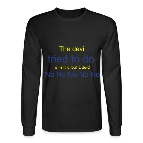 TPH's Men's Long Sleeve Hanes Tee - Men's Long Sleeve T-Shirt