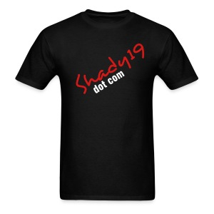 Shady19 Logo T-Shirt - Men's T-Shirt
