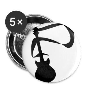 Guitar (BLK) - Large Buttons