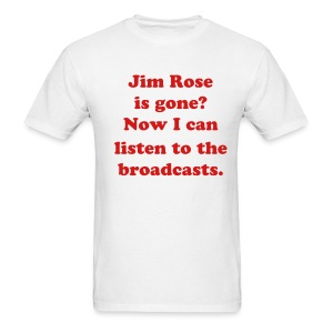 Jim Rose - Men's T-Shirt