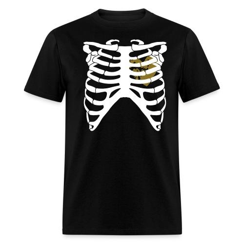 Empty Frame black - Men's T-Shirt