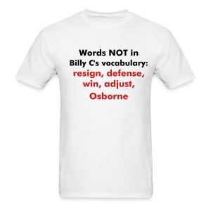 Vocabulary - Men's T-Shirt