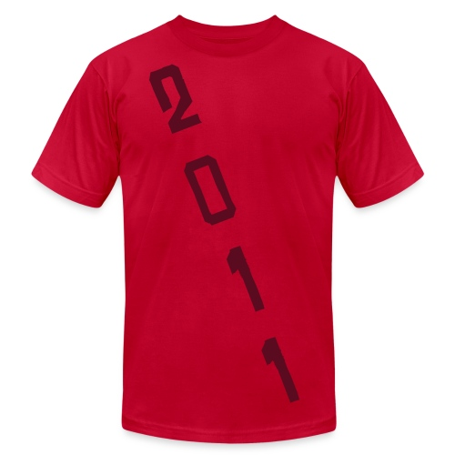 Class of 2011 Tee Shirt - Men's Fine Jersey T-Shirt