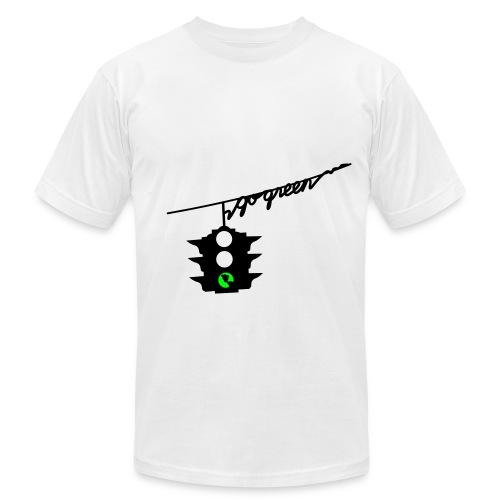 Go, its green - Men's Fine Jersey T-Shirt
