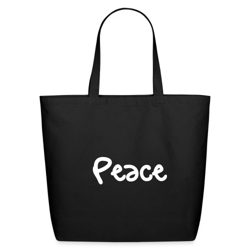 Peace Bag - Eco-Friendly Cotton Tote