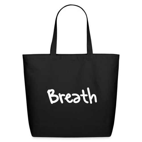 Breath Bag - Eco-Friendly Cotton Tote