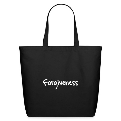 Forgiveness Bag - Eco-Friendly Cotton Tote