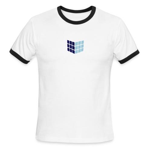 RUBICK CUBE - Men's Ringer T-Shirt