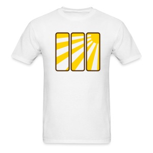 Sunrays - Men's T-Shirt
