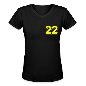 Cobra Kai Womens V-Neck - Women's V-Neck T-Shirt