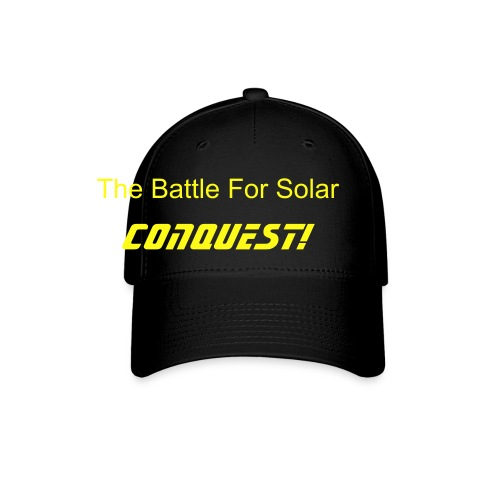 The Battle For Solar Conquest - Baseball Cap