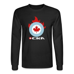 CKA Flame - Men's Long Sleeve T-Shirt