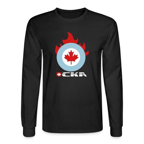 CKA Flame - Men's Long Sleeve T-Shirt
