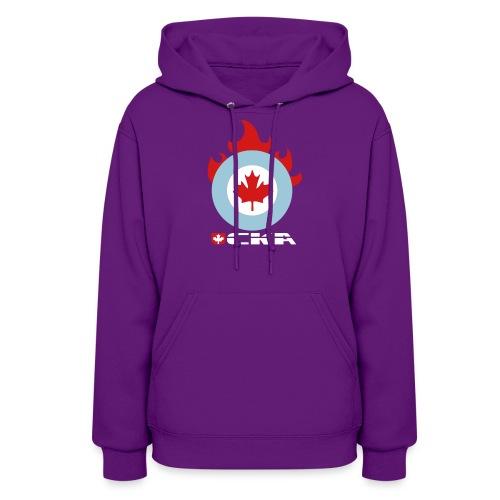 CKA Flame - Women's Hoodie