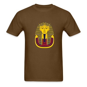 Lightweight Cotton-T-Shirt, Tutankhamun Mask - Men's T-Shirt