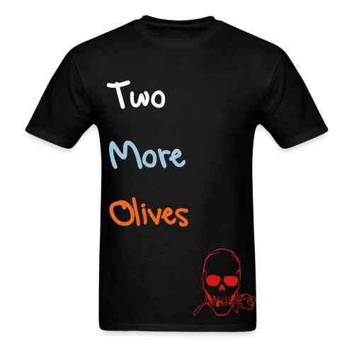 Two More Olives Band Tee - Men's T-Shirt