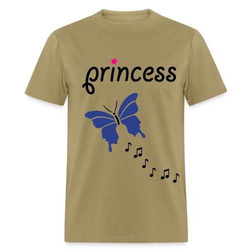Princess Butterfly - Men's T-Shirt