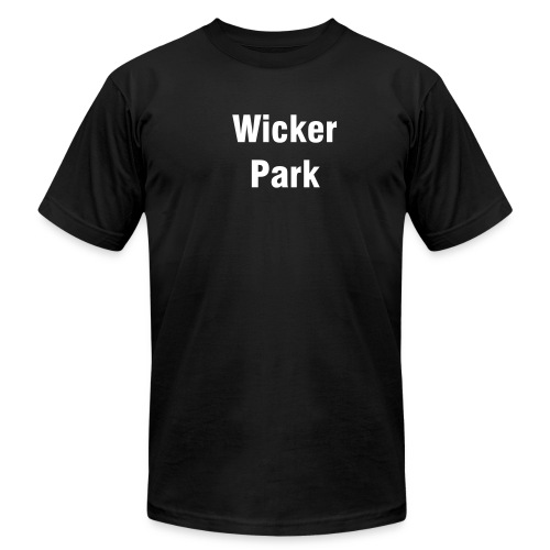 Wicker Park - Men's Fine Jersey T-Shirt