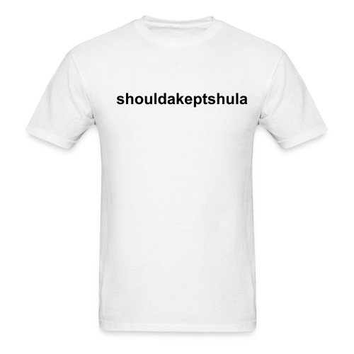 Men's T-Shirt - Let the powers that be at The University know that they shoulda kept Shula!