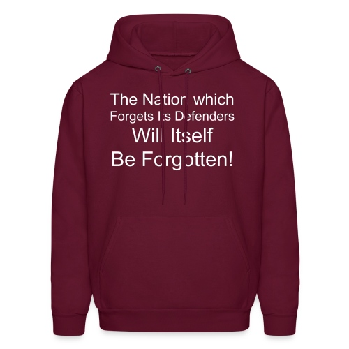 Defenders of Our Freedom - Men's Hoodie