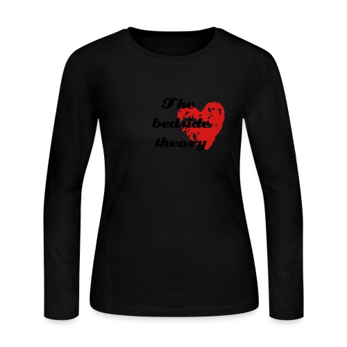 Feminine long sleeve  - Women's Long Sleeve Jersey T-Shirt