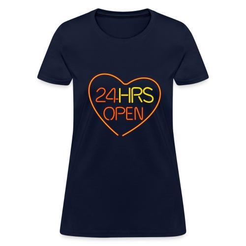 24 hrs - Women's T-Shirt