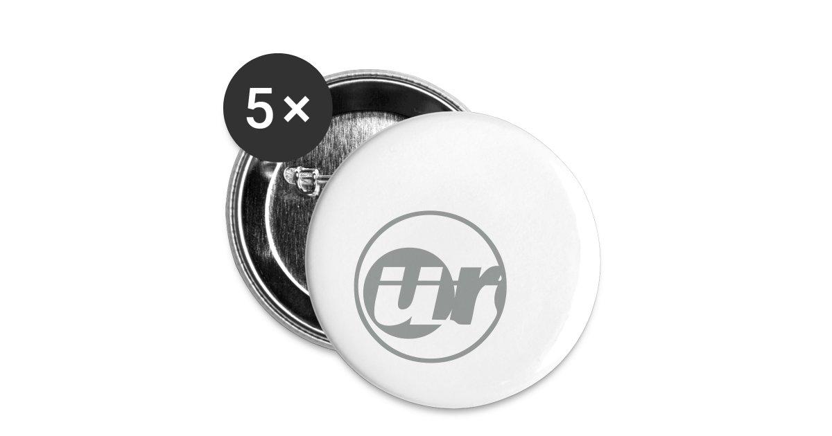 U Resist Ur Logo Symbol Small Buttons