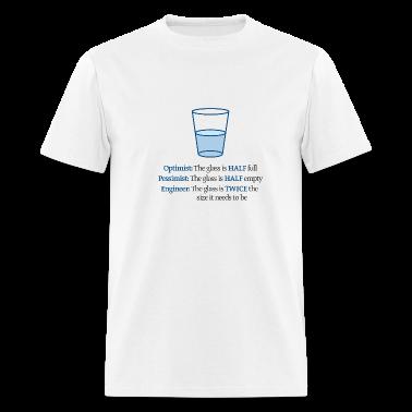 White Water Glass Men