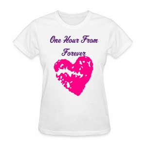 Girls Heart Logo - Women's T-Shirt