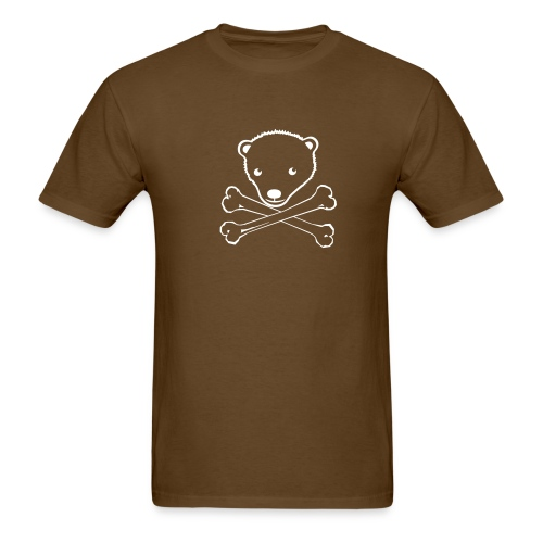 Polar Bear Pirates - Men's T-Shirt
