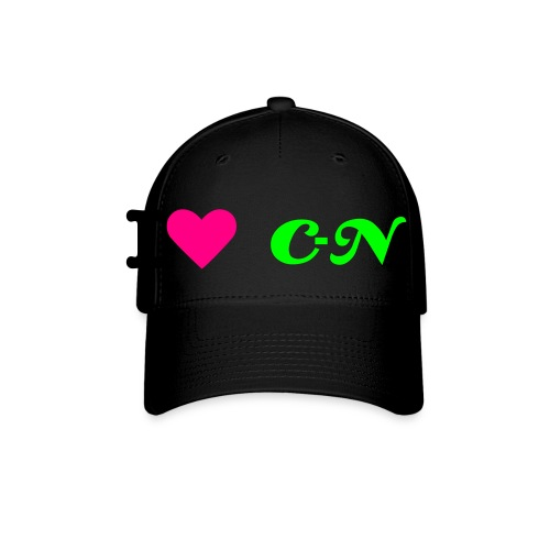 I love C-N hat - Baseball Cap