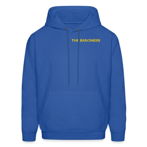 (BARONESS) I WON'T SETTLE FOR LESS THAN A BILLION. - Men's Hoodie