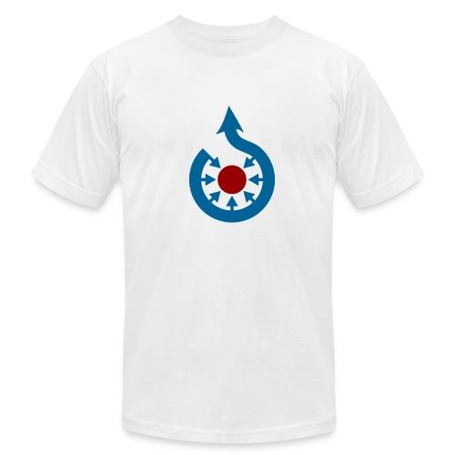 come up  - Men's Fine Jersey T-Shirt