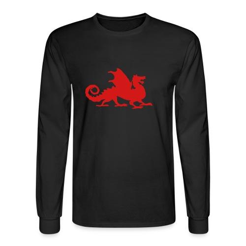 Black Knight - Men's Long Sleeve T-Shirt