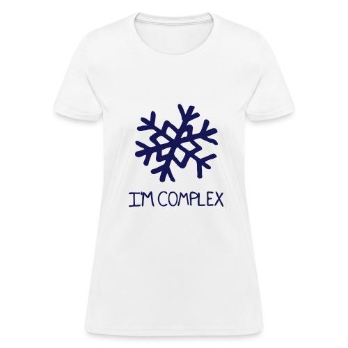 Complex Tee - Women's T-Shirt