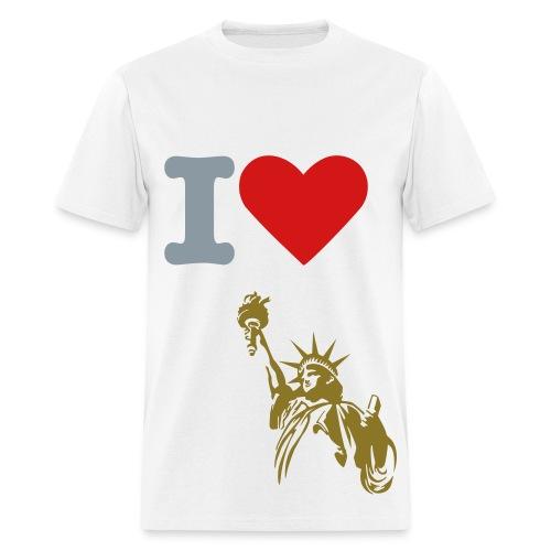 American Heart - Men's T-Shirt