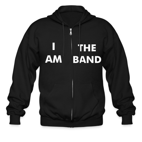 The Band - Men's Zip Hoodie