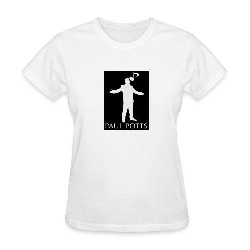 Paul Potts silhouette T-Shirt - Women's T-Shirt