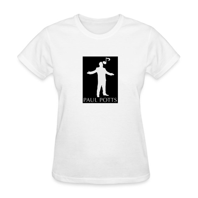 Paul Potts silhouette T-Shirt