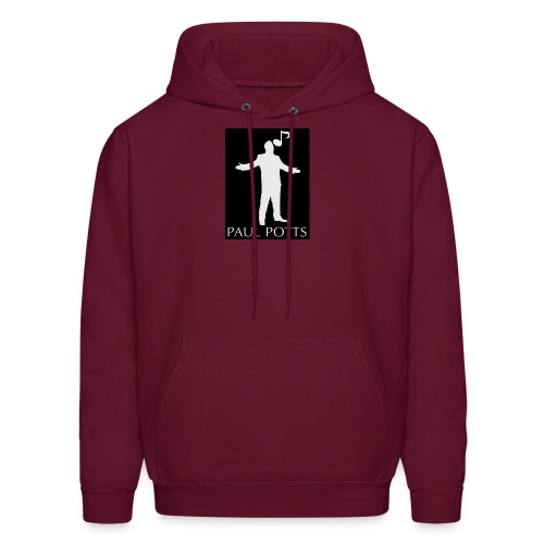 Paul Potts silhouette sweatshirt - Men's Hoodie